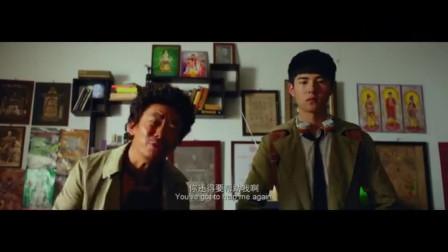 唐人街探案:王宝强和肖央的演技炸裂,看完这段笑得根本停不下来