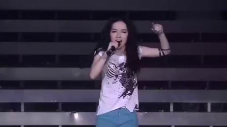 邓紫棋演绎一首《忐忑》超高难度的演唱,再次证明了她的实力