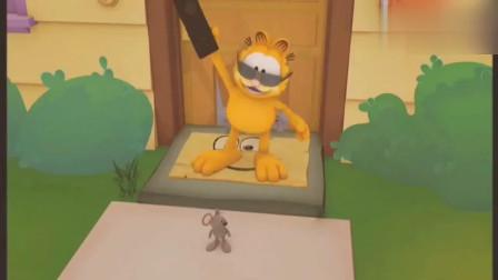 动画片 加菲猫的幸福生活 口福生活 一起来看看吧