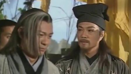 碧血剑:得知妻子已经十六年,金蛇郎君悲痛欲绝,江华演技真棒