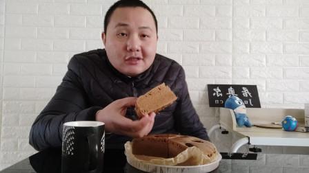 美食vlog0129 安井700g红糖发糕试吃视频