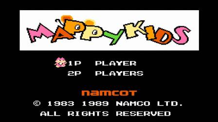 【小握解说】Mappy后代们的冒险生活《FC猫鼠小子》上篇