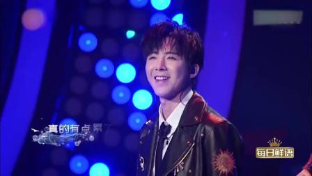 我们的歌:刘宇宁爆炸性的歌声获周华健好评,真后生可畏!