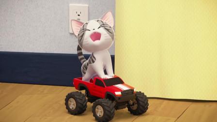 甜甜私房猫:小奇,你怎么了