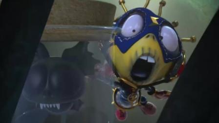 逗比僵尸2:变异蝙蝠被关进瓶里,比哥刚舒了口气,可接下来却惨了