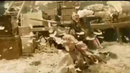 龙藏深泉王隐林:最新的武侠片,动作生猛,招招凶狠,先睹为快!