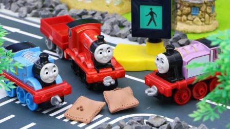 托马斯小火车接到了一个最重要的任务,他能顺利完成吗?