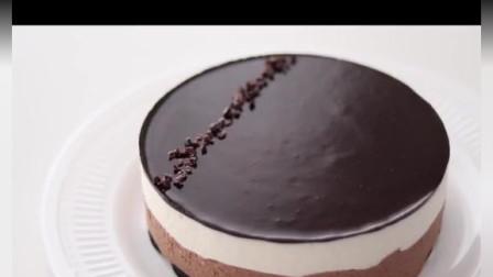 你们要的免烤巧克力芝士蛋糕来啦