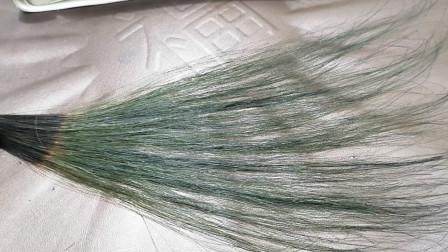 松柏绿染发调色技巧,用这样的公式,染得更纯正