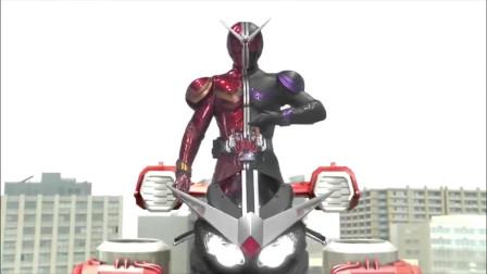 假面骑士W全形态变身,这位高人气的骑士,你最喜欢他哪个形态