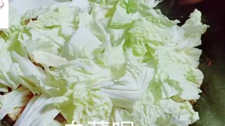 白菜炖豆腐怎么做才好吃?这么做比饭店大厨做的香!