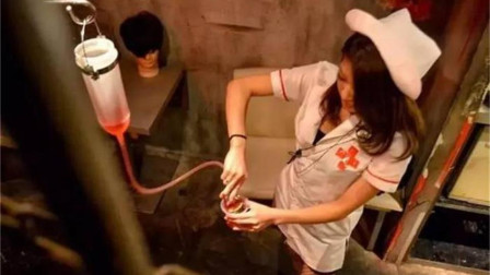 日本最变态的餐厅,一边吃饭一边受刑,胆小的千万不要来!