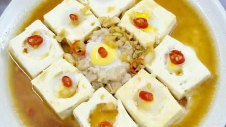 豆腐,这样做,就很有创意了
