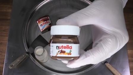 巧克力酱的创意新吃法:和饼干一起做成炒酸奶,方法简单好吃美味