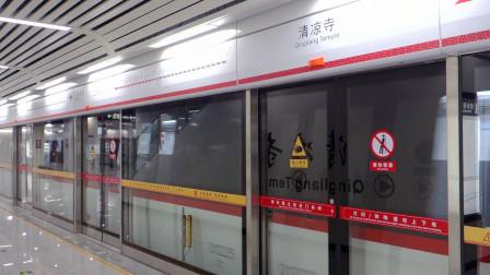 [2020.1]常州地铁1号线 同济桥-清凉寺 运行与报站