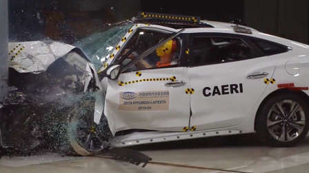 家用轿车不会选?看看福克斯和菲斯塔碰撞对比-网上车市