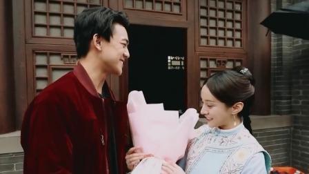 演技派 第一季 周大为探班陆妍淇,鲜花蛋糕一个不少超贴心