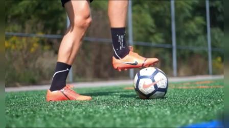 陪孩子玩足球,除了垫球你还会什么?别犹豫了,学会这些操作你会成为孩子心目中的大神:足球控球技巧教学-下集