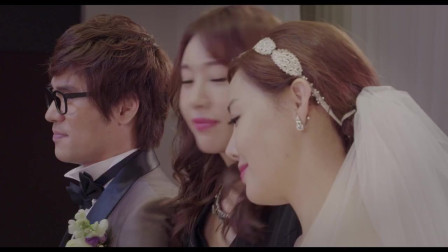 韩国爱情片,姐姐结婚,妹妹献舞,淑女也有疯狂的一面,美丽善良的小姨