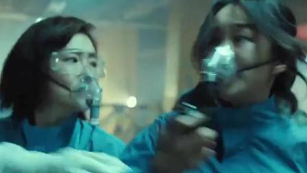 流感:全城患新型流感,人民暴躁不堪,小女孩成唯一希望!