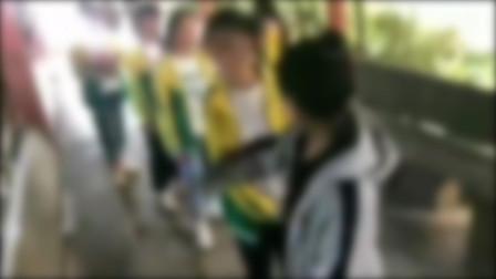 """云南某中学女生""""被排队""""扇耳光!官方通报回应:已当面道歉"""