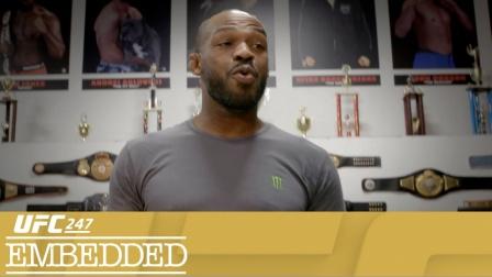 【UFC247 | 赛前纪实】第一集:雷耶斯要用胜利向科比致敬