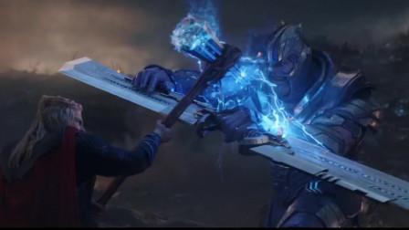 是雷神锤通了人性,响应美队,救下了雷神