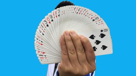 魔术揭秘:瞬间记住54张扑克牌的顺序!方法比你想的还简单