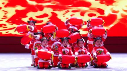 """2020""""点亮中国""""全国青少年儿童专题春晚江苏选区—《说唱中国红》李寨罗潇艺术培训机构"""