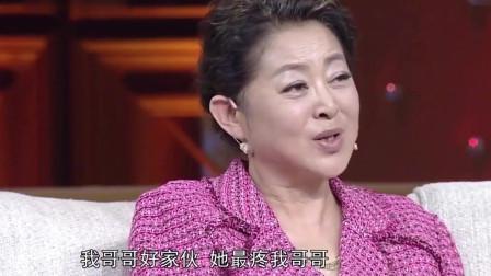 赵忠祥爆倪萍为人,倪萍生活中是孝女,常说母亲事!