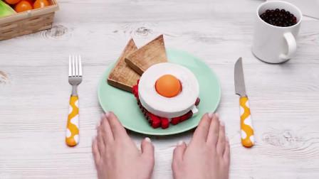 创意定格烹饪,用乐高做成美味早餐,真是脑洞大开!