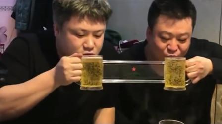 这个真有才,为了防止赖酒同事们也是煞费苦心啊,有点意思!