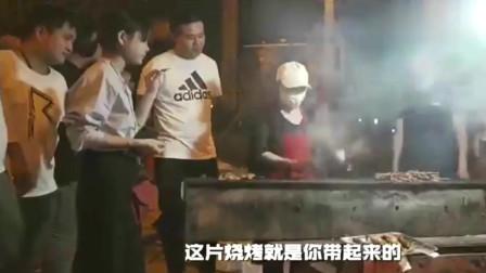 宵夜江湖:武汉烧烤,咸鲜麻辣带劲!
