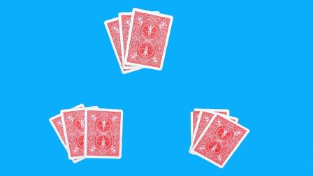 神奇魔术:如何准确猜出观众手上拿的是什么牌?看完后我服了