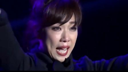 林忆莲与李宗盛离婚后,登台演唱这首歌,唱到一半哭成泪人