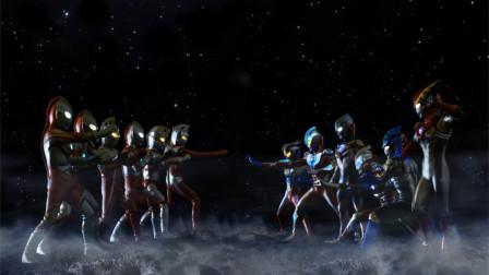 让光之国死伤无数的奥特大战争,发生过四次,是谁拯救了光之国?