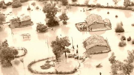探秘历史 第二季 新中国首次大灾难,4000万人受灾,如今鲜为人知