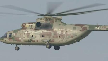 米26引领俄罗斯直升机家族飞跃天空,米26世界最大直升机