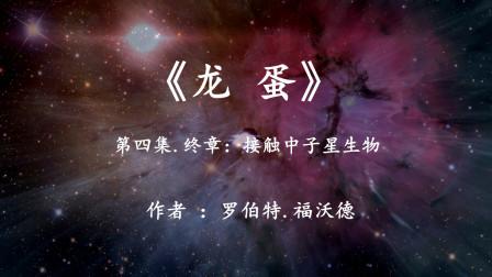 科幻巨著《龙蛋》大结局:人类亲手教化出的中子星生命,来报答地球了