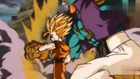 龙珠:悟饭爆走了,敌人的攻击对他没有效果