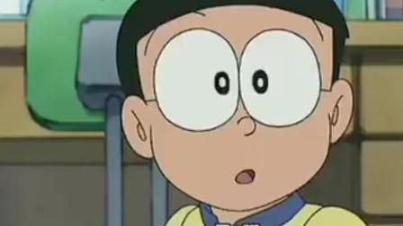 哆啦A梦:胖虎和小夫用爱唤醒了梦中的大雄_