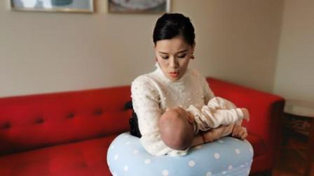 瘫痪21年桑兰, 怀抱婴儿坚强挤出笑容,丈夫坦言:生二胎太难了