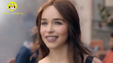 欧美神级创意广告,这女主角的颜值才叫完美无瑕!