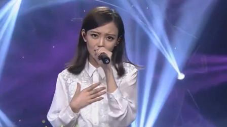 汪小敏早年参加选秀节目,翻唱《千千闕歌》,这嗓音神似陈慧娴