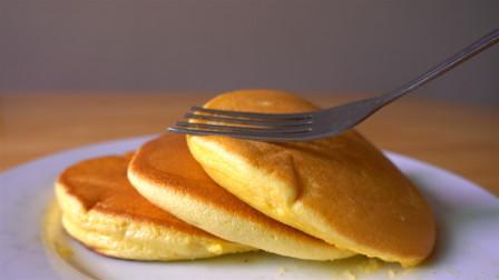 没有打蛋器,没秤,不用烤箱,轻松做出酸奶舒芙蕾