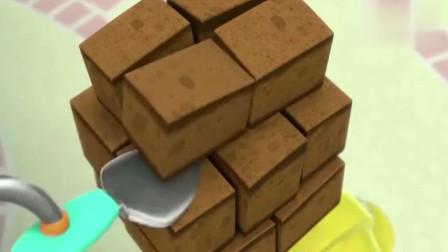 汪汪队立大功:莱德带着狗狗们帮波特先生做蛋糕