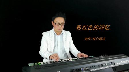 《粉红色的回忆》电子琴音乐