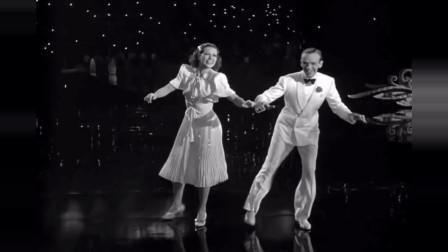 1940年 美国百老汇名流经典舞技 黑白影片 电影爱好者 历史爱好者