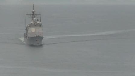 提康德罗加级巡洋舰,美军第1款装备宙斯盾相控阵雷达的大型水面舰艇