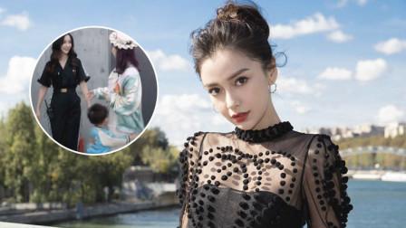 日本人以为Angelababy才20岁 流利日语令人惊讶